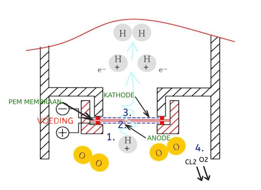SPE/PEM membraan